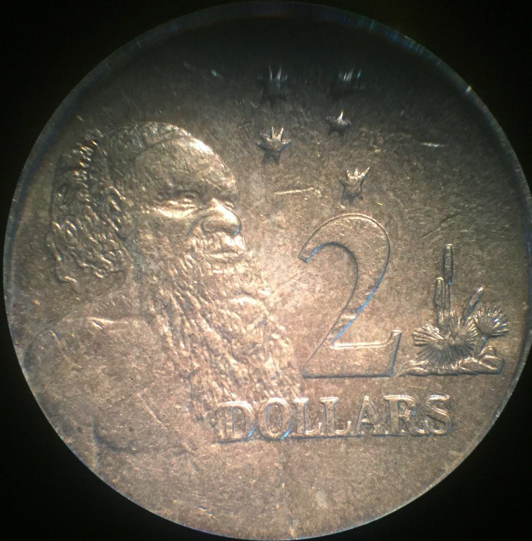 $2 front
