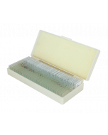 saxon Plants Biological Microscope Prepared Slides (50pcs) - SKU#310006