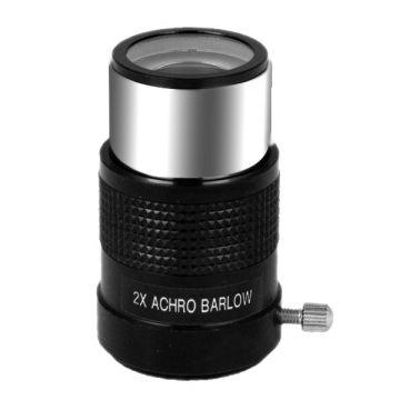 "saxon 1.25"" 2x Short-Focus Barlow Lens - SKU#530002"