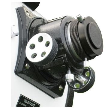 "saxon 1.25"" Reflector Focuser with 2"" Adapter for Large Telescopes - SKU#652010"