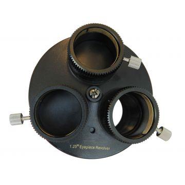 "saxon 1.25"" Triplet Eyepiece Revolver - SKU#519001"