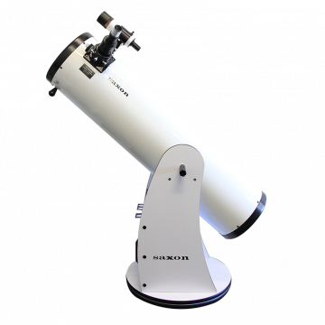 "saxon 10"" DeepSky Dobsonian Telescope - SKU#239110"