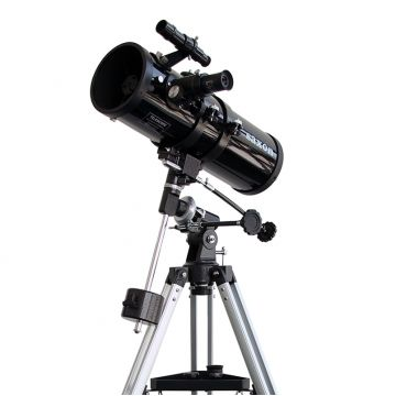 saxon 1141EQ Reflector Telescope - SKU#221104