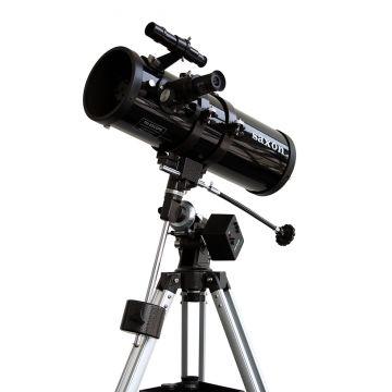 saxon 1141EQ Reflector Telescope with Motor Drive - SKU#221204