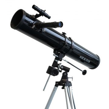 saxon 1149EQ Reflector Telescope - SKU#221101