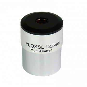 "saxon 12.5mm 1.25"" Plossl Eyepiece (Silver) - SKU#510012"