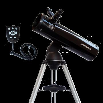 saxon 13065 AT  Reflector Telescope with SynTrek Controller - SKU#227013