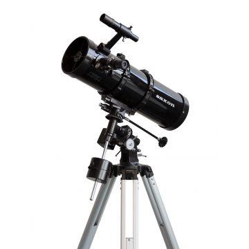 saxon 13065EQ2 Velocity Reflector Telescope with Motor Drive - SKU#222265