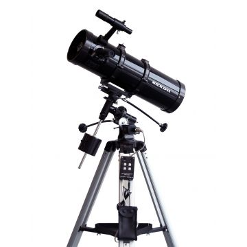 saxon 13065EQ2 Velocity Reflector Telescope with Motor Drive System - SKU#222365