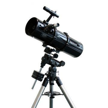 saxon 15075EQ3 Velocity Reflector Telescope with Steel Tripod - SKU#223601