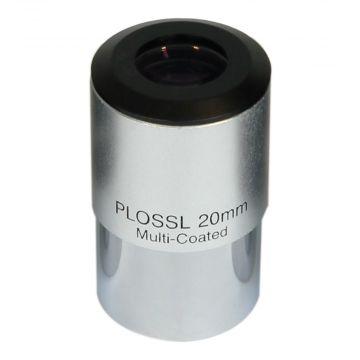 "saxon 20mm 1.25"" Plossl Eyepiece (Silver) - SKU#510020"