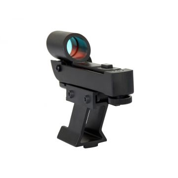 saxon 25.4mm Red Dot Finder with Bracket - SKU#522001