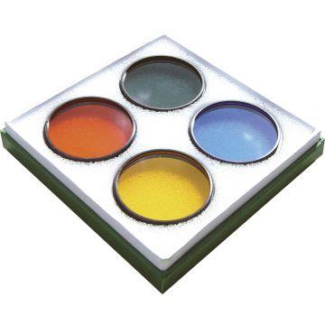 "saxon 2"" Colour Planetary Filter Set - SKU#643906"