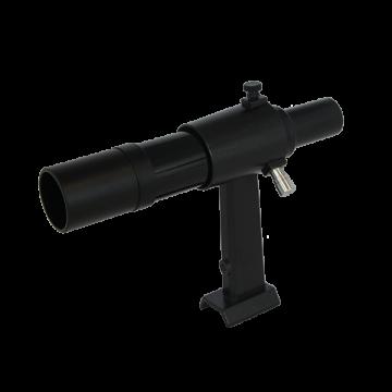 saxon 6x30 Finderscope with Bracket - SKU#520060