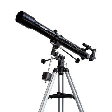 saxon 709EQ Refractor Telescope - SKU#211101