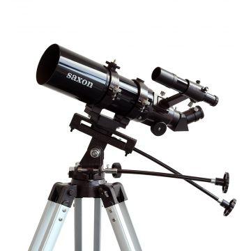 saxon 804AZ3 Pioneer Refractor Telescope- SKU#214117
