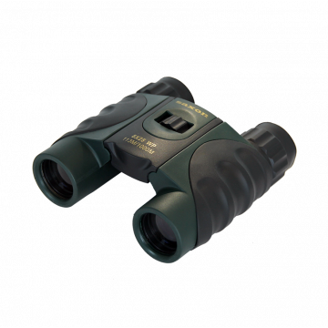 saxon 8x25 Waterproof Binoculars (8x25MWP) - SKU#125001
