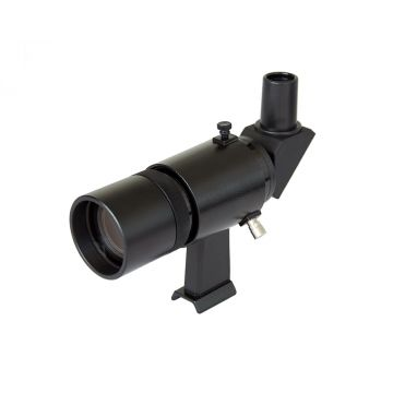 saxon 9x50 Erecting Finderscope (90 degree) - SKU#520196