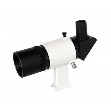 saxon 9x50 Finderscope with Bracket (90 degree) - SKU#520096