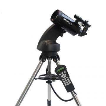 saxon AstroSeeker 90MAK Cassegrain Telescope [WiFi Enabled with Hand Controller]