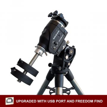 saxon_az-eq6 pro mount with steel tripod sku 612046