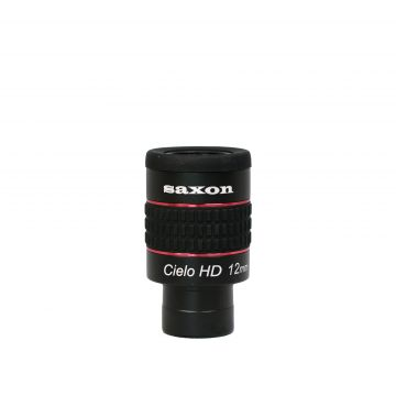 saxon Cielo HD 12mm 1.25 ED Eyepiece - SKU# 517012