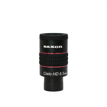 saxon Cielo HD 6.5mm 1.25 ED Eyepiece - SKU# 517006