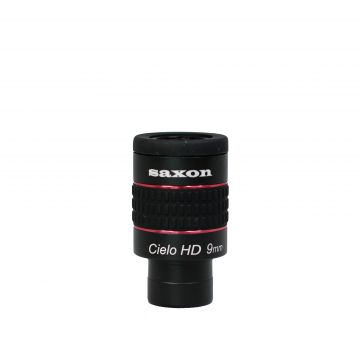 saxon Cielo HD 9mm 1.25 ED Eyepiece - SKU# 517009