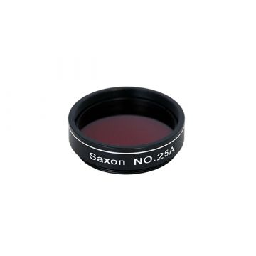 saxon Colour Planetary Filter No.25A - SKU#643225