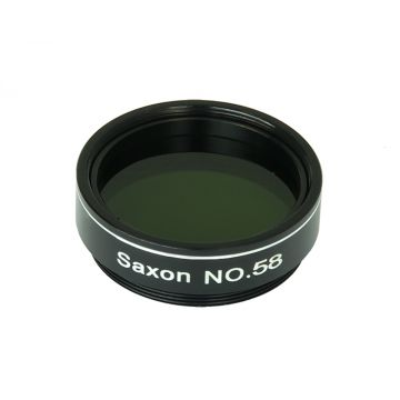 saxon Colour Planetary Filter No.58 - SKU#643258