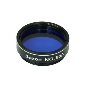 saxon Colour Planetary Filter No.80A - SKU#643280