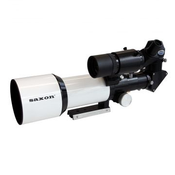 saxon 80mm Apochromatic FCD100 Air-Spaced ED Triplet Refractor Telescope - SKU#211080