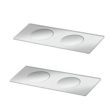 saxon Double Concave Slides (50pcs)