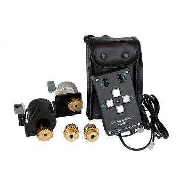 saxon Dual Axis Motor Drive with Controller Clutches, Cables and Battery Case EQ5 - SKU#622005
