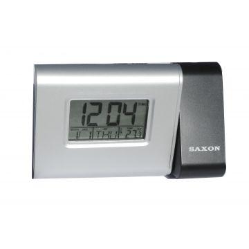 saxon Projector Alarm Clock CDA001 - SKU#710001