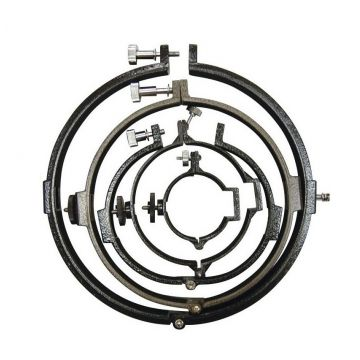 saxon Tube Rings 102mm - SKU#601102