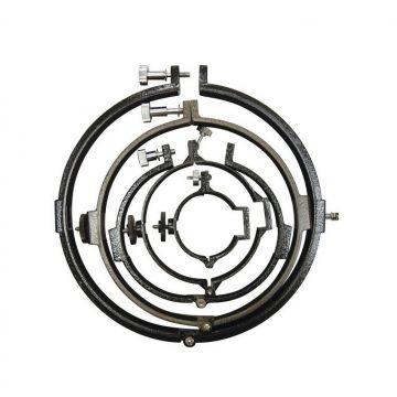 saxon Tube Rings 70mm - SKU#601070