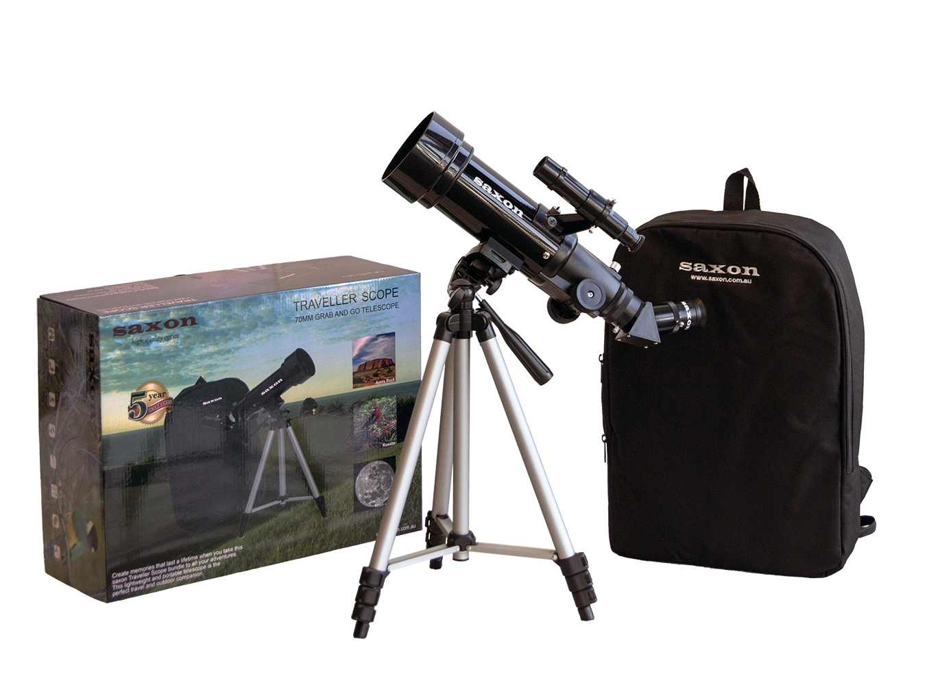 Saxon looking for a travel telescope? look no further for saxon
