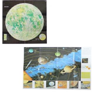 saxon Star / Moon Chart